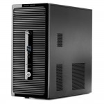 HP ProDesk 400 G2 Micro Tower | Intel Dual Core i3-4150 up to 3.5GHz | 4GB DDR3 RAM | 120GB SSD + 500GB HDD | Windows 10 Pro Embedded in BIOS | DVD-RW | Refurbished Grade A | 1 Year Warranty | Free New Keyboard & Mouse