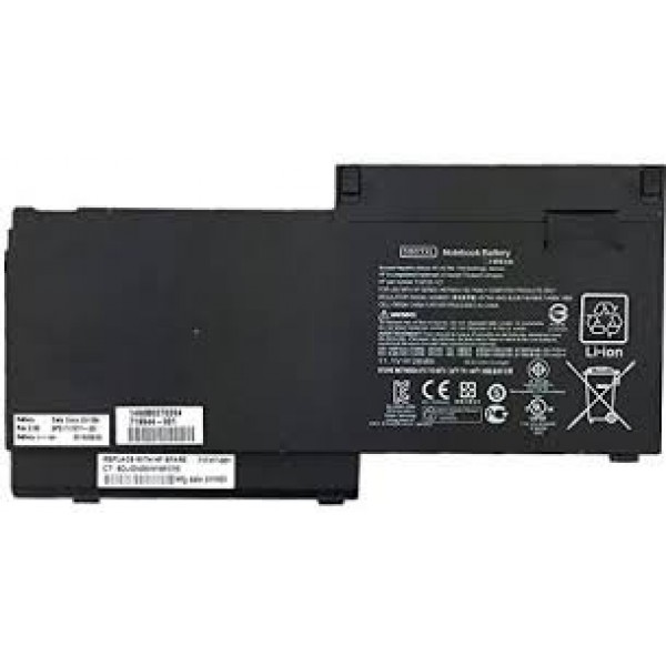 New Replacement Battery for HP Elitebook 820 G1, 820 G2, 720 G2 | 11.1V | 46Wh | 6-Cell | 6-Month Warranty | 717378-001, E7U25UT, E7U25AA SB03046XL-PL, SB03XL