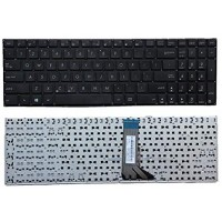 Keyboard For Asus X555 X555L X555Y A555L F555L K555L X555L W509 W519 VM510 | No Frame Small Enter Key | US Layout Black