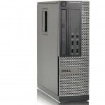 DELL Optiplex 7010 SFF PC | Intel Core i3-3220 @3.3GHz | 4GB RAM | 250GB HDD | DVD-RW | Windows 7 Pro COA - Refurbished Grade A - 1 Year Warranty