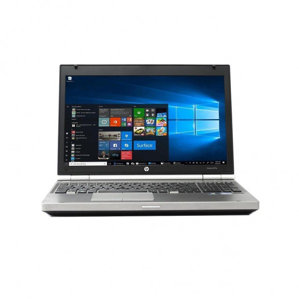 HP EliteBook 8570p Notebook | 15.6-Inch LED | Inte Core i7-3520 @2.9GHz | 8GB RAM | 180GB SSD | DVD-RW | Serial Port | Windows 7 Pro COA | Grade A | 1 Year Warranty