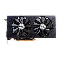 AMD Sapphire Radeon RX 480 NITRO OC Graphics Card | 8GB GDDR5 | 256-bit | PCI Express3.0 | Refurbished | 1 Year Warranty