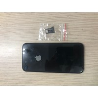 Outer Housing for iPhone 8 | Black with SIM card holders and side button | New