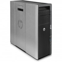 HP Z620 Tower Workstation | 2x Intel Xeon Deca-Core E5-2650L V2 (25M Cache, 1.7GHz) Total 20 Cores, 40 Threads | 32GB RAM ECC | 1x 480GB SSD + 1x 500GB HDD | DVD | NVidia Quadro 2000 1GB DDR5 128-bit | Windows 7 Pro | Refurbished | 1 Year Warranty