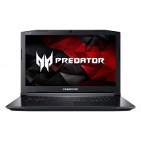 Acer Predator Helios 300 17.3-Inch FullHD Gaming Notebook | Intel Core i5-8300H (4-Cores, 8-Threads, 8M Cache, up to 4.00 GHz) | 8GB DDR4 RAM | 240GB SSD + 1TB | NVidia GeForce GTX 1060 6GB GDDR5 192-bit | Windows 10 | Black | New Open-Box