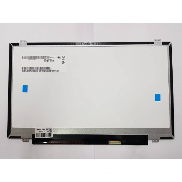 "14"" NEW Replacement Laptop Screen 30pin HD+ (1600x900) Top and Bottom Brackets N140FGE-E32"