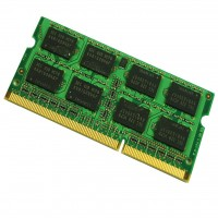 4GB DDR3 RAM For Notebooks PC3-12800U SO-DIMM 1600MHz 1.5V - Mixed Brands - Used - 1 Year Warranty