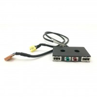 Lenovo 54Y9910 ThinkCentre M81 M91p Front USB / Audio IO Input Panel with Cables