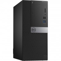 Dell OptiPlex 7040 Mini Tower | Intel Core i7-6700 up to 4.00GHz (4 Cores, 8 Threads) | 16GB DDR4 2133MHz RAM up to 64GB | 512GB NVME M.2 SSD | DVD-RW | Windows 10 Pro 64-bit | Dell Keyboard & Mouse US-ENG | Factory Refurbished 2-Year Warranty