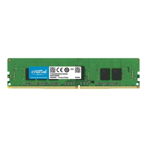 Crucial DDR4 4GB DIMM 288pin 2666MHz / PC4   CT4G4DFS8266