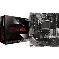 ASRock A320M DVS R4.0 Motherboard micro ATX Socket AM4 AMD A320   3 Years  Warranty   90-MXB9M0-A0UAYZ