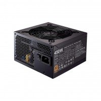 Cooler Master MWE Bronze 450 power supply 450 Watt   PX-4501-ACAAB-EU