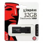 Kingston DataTraveler 100 G3 32GB USB flash drive | 5 Years Warranty | DT100G3/32GB
