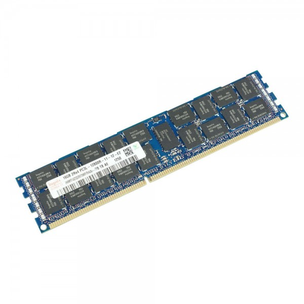 16GB PC3-12800R (DDR3-1600) Registered RAM for Workstations & Servers | Used Fully Tested | 1 Year Warranty