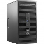 HP Elitedesk 705 G2 Tower | AMD PRO A10-8750B with Radeon R7 Graphics, 12 Compute Cores 4C+8G @3.6GHz | 4GB RAM | 120GB SSD | DVD-RW | Windows 10 Pro | Pre-Owned | 1 Year Warranty