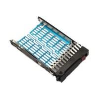 "2.5"" SAS SATA Tray Caddy for HP 378343-002 DL380 DL360 G6 DL360 DL580 DL585 DL785 G5 BL20p DL380 DL580 ML570 G4 DL385 G5p DL360 G4p - Used"