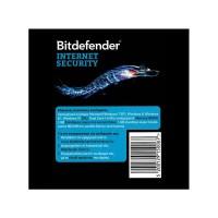 Bitdefender Internet Security Scratch Card | 1 Year | 1PC