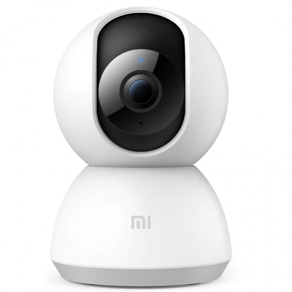 Xiaomi Mi 360° 1080p Full HD WiFi Smart Security Camera | 360° Viewing Area |Intruder Alert | Night Vision | Two-Way Audio |Inverted Installation | MJSXJ02CM