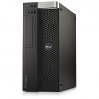 Dell Precision T7810 Workstation Tower | 2x Intel Xeon Hexa Core E5-2609 V3 | 32GB DDR4 RAM | 256GB SSD + 500GB HDD | Nvidia Quadro K2000 2GB | Windows 10 Pro | Refurbished Grade A | 1 Year Warranty