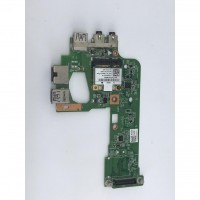 "for Dell Inspiron 15R N5110 LAN Audio USB Port Board |PN 48.4IE15.021 | Used Good Condition |bonus "" wireless card""