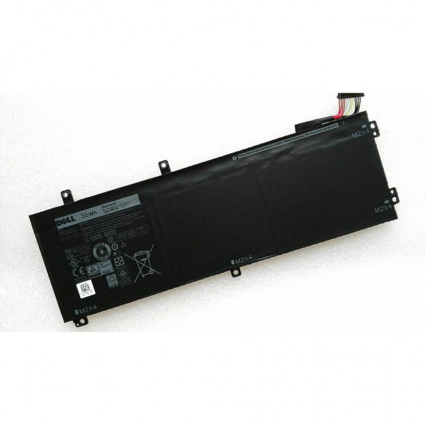 New Genuine Dell XPS 15 9550 Precision 5510 11.4V 56Wh Battery 62MJV 062MJV RRCGW | 6-Months Warranty