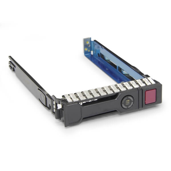 "2.5"" SFF HDD Tray Caddy for HP DL380p DL388 DL360p G8 G9 651687-001 US"