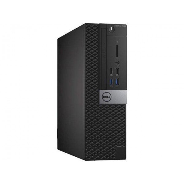 Dell OptiPlex 7040 SFF | Intel Core i5-6500 | 8GB DDR4 RAM up 64GB | 256GB SSD |  Windows 10 Pro 64-bit | Refurbished Grade A | 2-Year Warranty