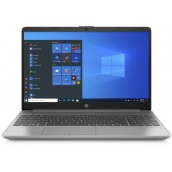 HP Notebook 250 G8 - Intel i5-1145G7 - 256 GB PCIe NVMe SSD - 15.6 Inch - Win Pro 10 - Dark Ash Silver - New - 1-Year Waranty
