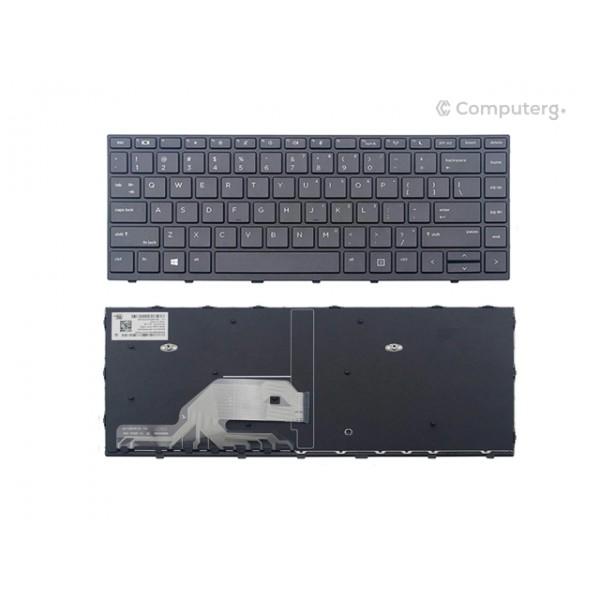 Keyboard for HP 440 G5 - US Layout - 1-Year Warranty