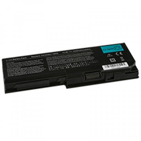 Battery for Toshiba Satellite P300 P200 PA3536U-1BRS 4400mAh