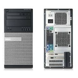 Dell OptiPlex 790 MicroTower | Intel Core i7-2600 @3.4GHZ (Quad-Core with 8 Threads) | 8GB RAM DDR3 | 250GB HDD SATA | DVD-RW | Windows 7 Pro 64-bit | 1 Year Wty | Grade A