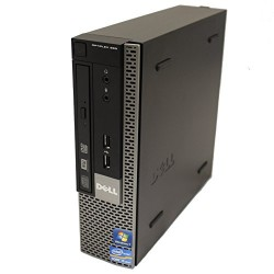 Dell OptiPlex 790 SFF | Intel Core i7-2600 @3.4GHZ (Quad-Core with 8 Threads) | 8GB RAM DDR3 | 250GB HDD SATA | DVD-RW | Windows 7 Pro 64-bit | 1 Year Wty | Grade A